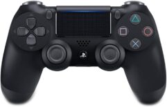 Controle Dualshock 4 Original Sony -- PS4 - Preto