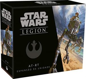 Wave 0 - At-rt - Expansão De Unidade, Star Wars Legion Galápagos Jogos Multicor