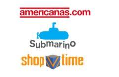 Cupom de 10% OFF na Americanas, Shoptime e Submarino