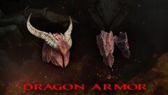 [DLC] RUNE II Dragon Armor Set (Recipe) - PC
