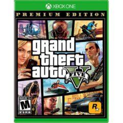 Grand Theft Auto V Edição Premium - Xbox One