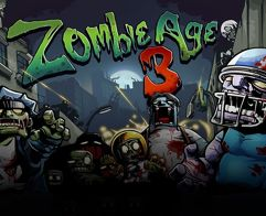 Jogo Mobile Zombie Age 3 Premium: Rules of Survival - Android