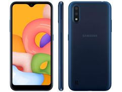 Smartphone Samsung Galaxy A01 32GB Octa-Core