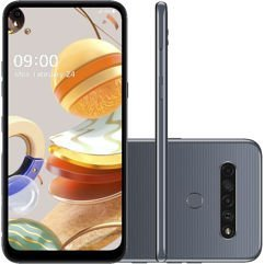 Celular Smartphone LG K61 Octa Core 128GB