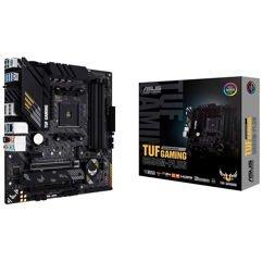 Placa Mãe Asus TUF GAMING B550M-PLUS AM4 DDR4 HDMI DisplayPort M.2 USB 3.2 RGB