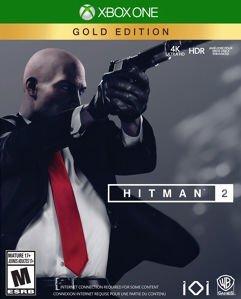 HITMAN 2 - Edição Ouro - Xbox One