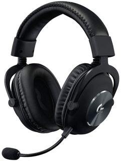 Headset Gamer Logitech G PRO e Drivers PRO-G 50mm