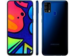 Celular Smartphone Samsung Galaxy M21s 64GB Azul
