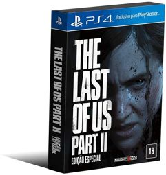 The Last of Us Part 2 - Edição Especial - PS4