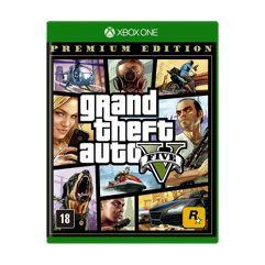 Grand Theft Auto V: Edição Premium - Xbox One