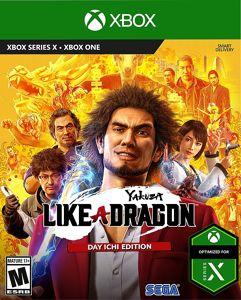 Yakuza: Like a Dragon - Xbox One