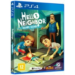 Hello Neighbor: Esconde-esconde - PS4