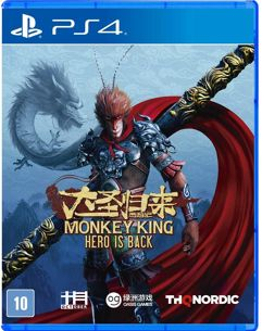 Monkey King Hero Is Back - PS4