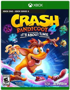 Crash Bandicoot 4: Its About Time - Xbox One