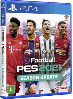 PES 2021 - PS4