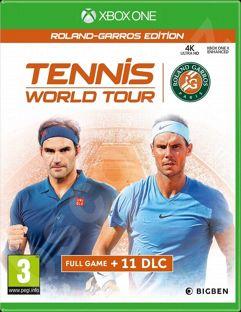 Tennis World Tour - Roland-Garros Edition - Xbox One