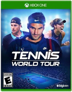 Tennis World Tour - Xbox One