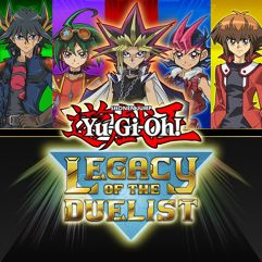 Yu-Gi-Oh! Legacy of the Duelist - PC
