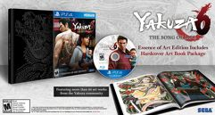 Yakuza 6: The Song of Life Launch Edition - PS4