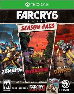 DLCs de Far Cry 5 em Promoção: Zombies e Lost on Mars - Xbox One