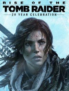 Rise of the Tomb Raider: aniversário de 20 anos - Xbox One