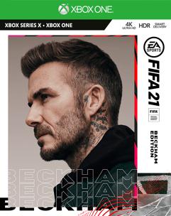 FIFA 21 Edição Beckham - Xbox One