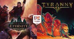 Jogos Grátis da Semana na Epic Games