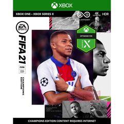 FIFA 21 Edição dos Campeões Xbox One & Xbox Series - Xbox One