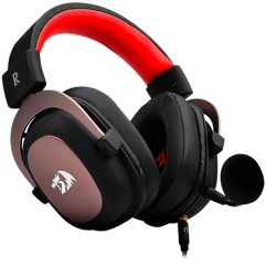 Headset Gamer Redragon Zeus H510, 7.1 Som Surround