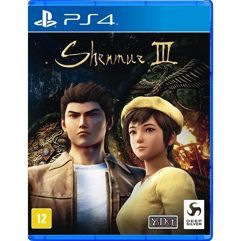 Shenmue 3 3 - PS4