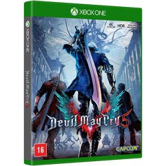 Jogo Devil May Cry 5 - Xbox One - Midia Fisica