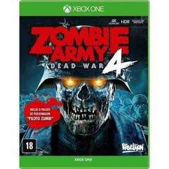 Jogo Zombie Army 4 - Xbox One