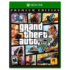 Pacote Grand Theft Auto V: Edição Online Premium e Pacote de Dinheiro Megalodonte - Xbox One