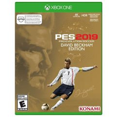 Jogo Pro Evolution Soccer 2019 David Beckham Edition - Xbox One