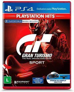 Gran Turismo: Sport - PS4 (Cartela)