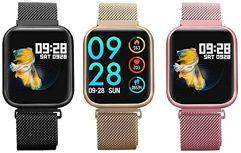 Relógio Inteligente Smartwatch P80 Touch Original com duas Pulseiras + Garantia