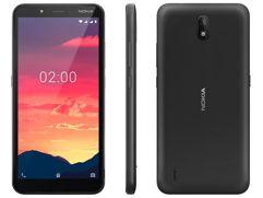 Smartphone Nokia C2 16GB Preto