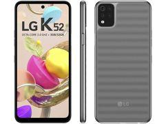 Smartphone LG K52 64GB Cinza