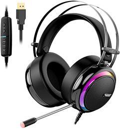 Headset Gamer Tronsmart Glary Virtual 7.1