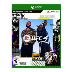 Jogo UFC 4 - Xbox One