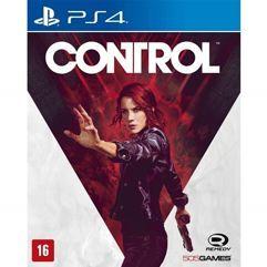 Jogo Control - PS4