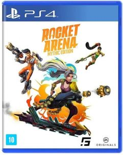 Jogo Rocket Arena - Mythic Edition - PS4