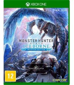 Jogo Monster Hunter: Iceborne - Xbox One