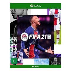 Jogo FIFA 21 Edição Padrão - Xbox One | Series