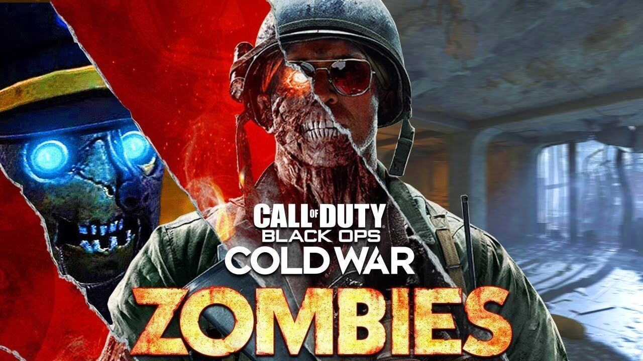 call of duty black ops cold war zumbis