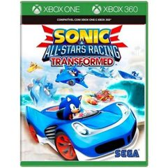 Jogo Sonic & All-Stars Racing Transformed - Xbox One