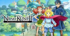 Jogo Ni No Kuni II Revenant Kingdom - PC