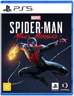Jogo Marvels Spider Man: Miles Morales - PS5