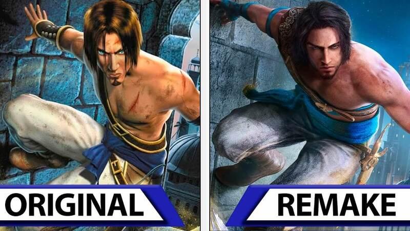 lançamentos jogos 2021 prince of persia sands of time remake