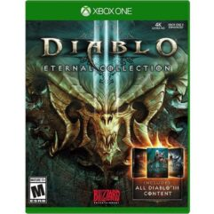 Game Diablo III: Eternal Collection - Xbox One